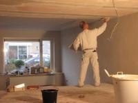 wand- en plafondafwerking